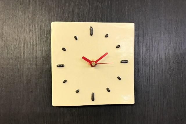 大阪・天王寺・陶芸・時計作りコース(あべのハルカスから徒歩5分の陶芸教室)