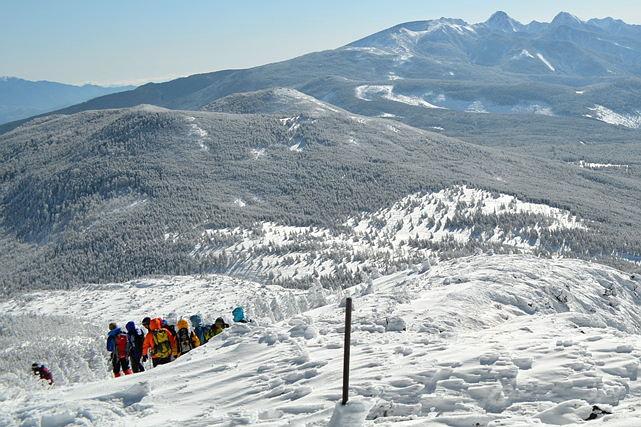 【北横岳・雪山登山】初めての方でも雪山を制覇できる!八ヶ岳の一峰、北横岳登山プラン