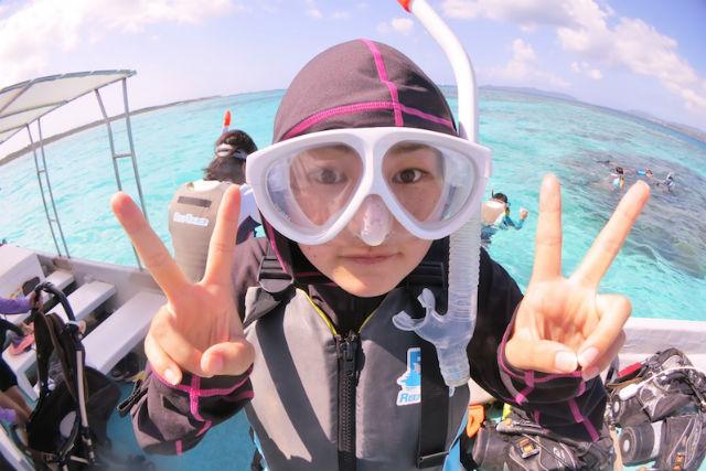 【石垣島・シュノーケリング】石垣島の海を満喫!初心者歓迎のシュノーケリングプラン