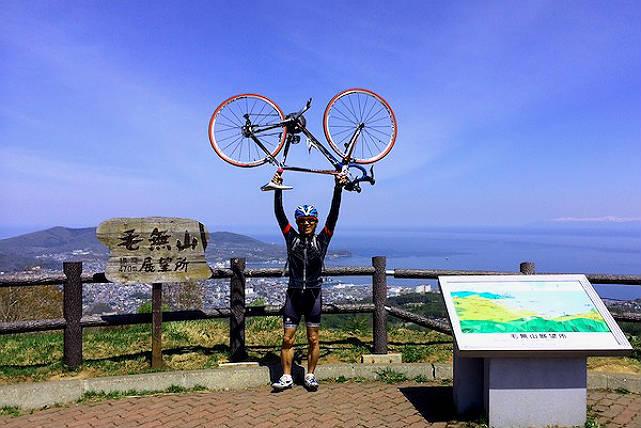 【札幌近郊・小樽・ロードバイク】小樽発、北海道の海岸線を走る90kmのロードバイクプラン★スポーツドリンクプレゼント
