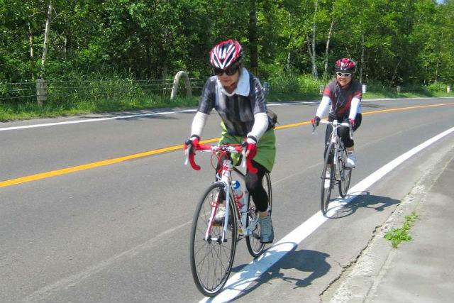 【札幌市内・サイクリング】札幌市内を気軽にサイクリング観光!滝野地区20Km★スポーツドリンクプレゼント