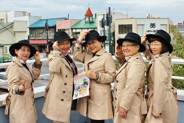 【弘前・女性またはカップル限定】メインストリートを歩こう!土手町界隈ガイドツアー