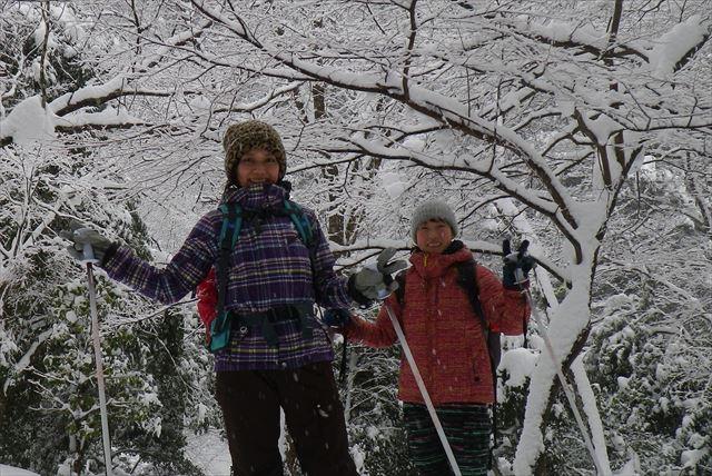 【滋賀・スノーシュー・雪の森】初心者におすすめ!深雪の森を行くランチ付きプラン