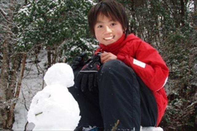 【滋賀・スノーシュー・ファミリー】ハイキングと雪遊びで笑顔に!ランチ付きファミリープラン