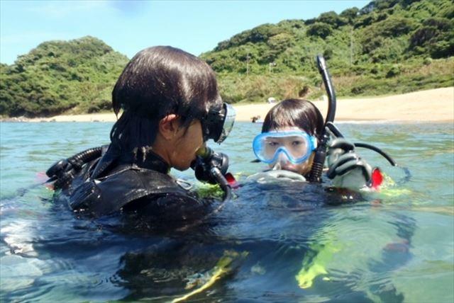 【福岡・シュノーケリング】かわいいイルカと遊べる!日帰りイルカ島シュノーケリング