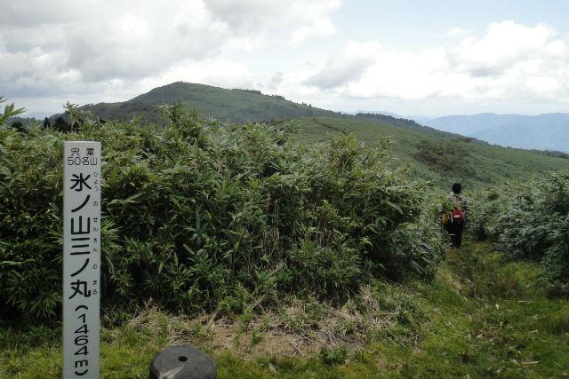 【鳥取・氷ノ山】山頂までの登山ツアー・三ノ丸コース(中級者向け・6時間30分)