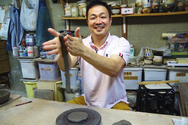 【信楽・陶芸】手作りランチつき!本格的な作陶を学べる陶芸教室