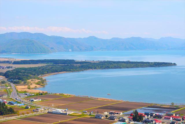 【福島・ ヘリコプター遊覧】日本のジオパーク・裏磐梯山をのぞむ!ヘリコプターフライトプラン