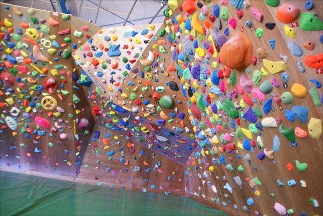 【埼玉・ボルダリング1日】納得いくまで登れる!ボルダリング体験ビジターコース