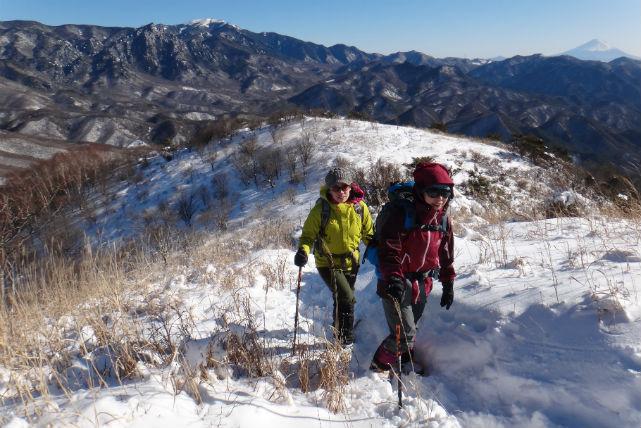 【八ヶ岳・スノートレッキング】ガイド同行で安心!八ヶ岳で雪山トレッキングデビュー