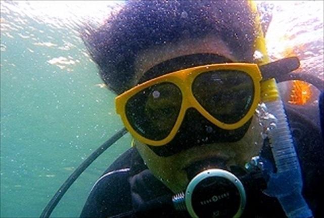 【山口下関・体験ダイビング】海の中を少しのぞいてみよう!体験ダイビング