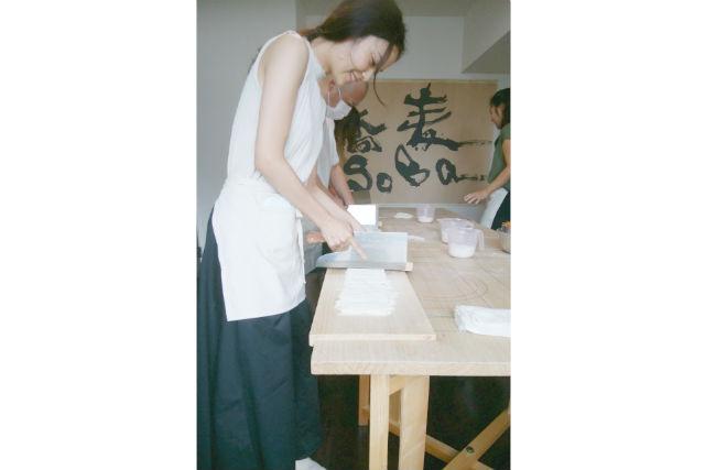 【東京・神田・そば打ち】御茶ノ水から徒歩7分。絶品手打ちそば教室(地酒・お抹茶付き)