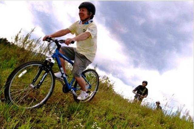 【北軽井沢・マウンテンバイク】浅間山の絶景を眺めながら大草原を駆け抜けるMTBツーリング