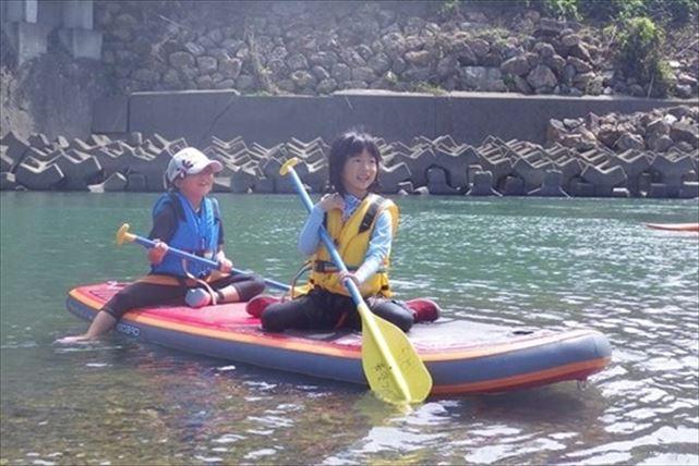 【徳島・SUP】豊かな自然を舞台に、とびっきりのSUP体験!