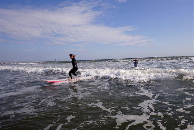 【茨城・大洗・サーフィン】大洗サンビーチでサーフィン体験!スケボーなどユニークな練習方法も魅力