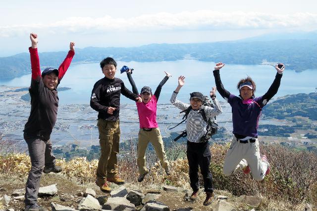 【福島県・登山ツアー】日本百名山を登る!磐梯山(ばんだいさん)登山ツアー