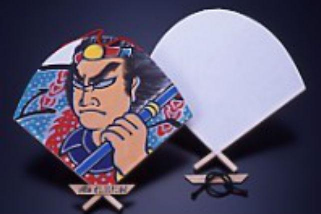 【青森・伝統工芸・扇ねぷた作り】お部屋に飾れる!扇ねぷたの伝統工芸体験