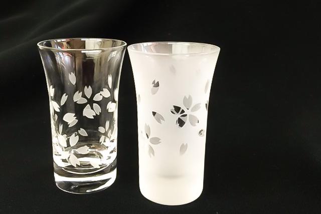 京都・サンドブラスト体験(2時間30分・グラス・小皿などに彫刻)
