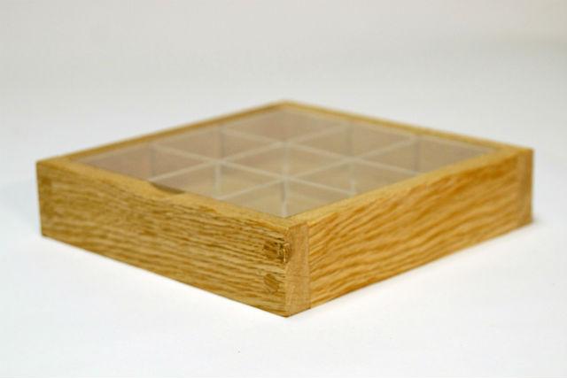 【大阪・木工教室】女子におすすめ。仕切りアレンジ可能のアクセサリーケース作り「roomas」