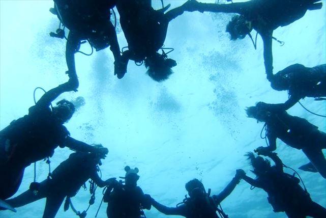 【長崎・体験ダイビング】歴史あるダイビングスクールで、長崎の海に潜ってみよう!