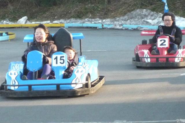 【埼玉・所沢・カート・3周】練習や初めてのカートにおすすめ!気軽にトライしよう