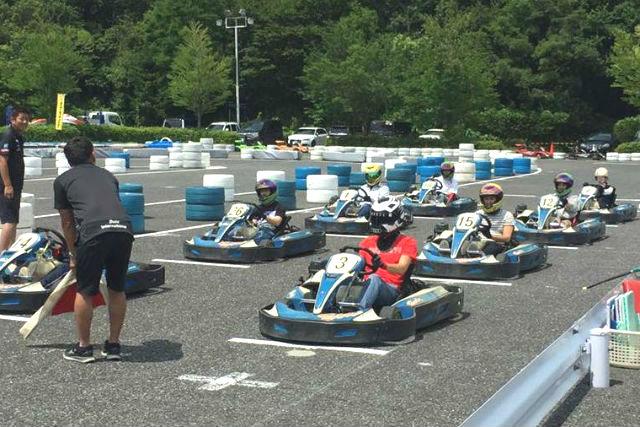 【所沢・カート体験・耐久レース】仲間で楽しく!耐久レースにチャレンジ!