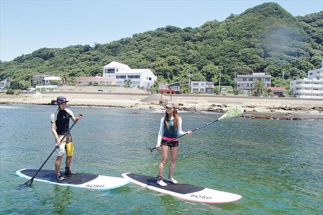 【愛知県大府市・2時間・SUP】水上から見る景色はまるで別世界。気軽に楽しめる1ラウンドプラン