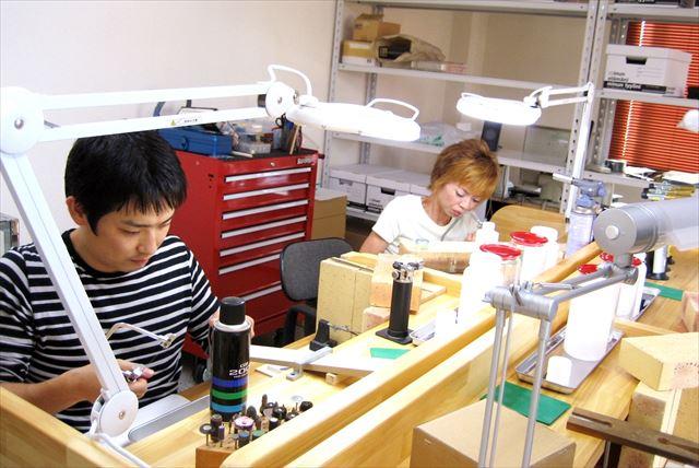 【静岡・彫金体験】少人数制でゆったり学べる!シルバーリング作りにトライ