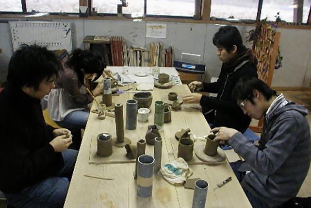 【石川県輪島市・陶芸教室】自然のなかの一軒家でこころ落ちつく陶芸体験
