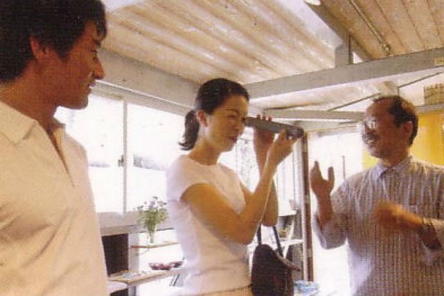 【京都府京丹後市・ガラス細工】ステンドグラスの専門家と作るキラキラ万華鏡