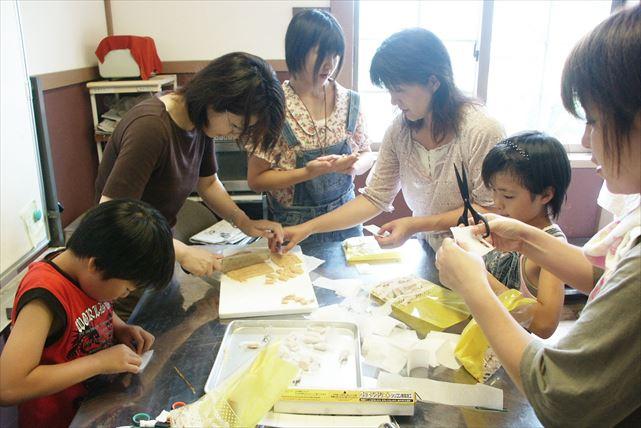 【加賀・生キャラメル作り】とろりとろける甘さが最高!わいわい楽しいキャラメル作り