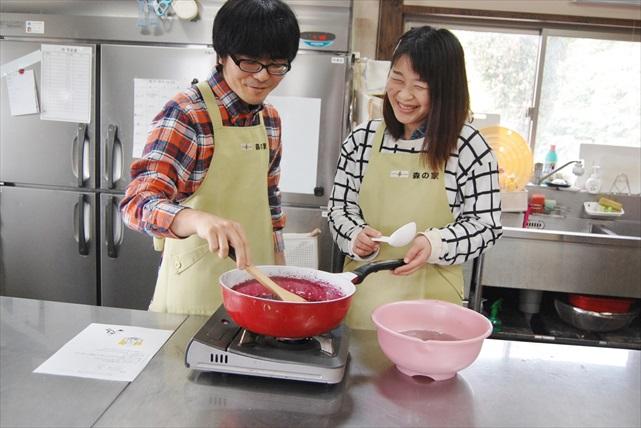 【佐賀県佐賀市・料理体験】旬な果物を使って無添加の特製ジャムを作ろう!
