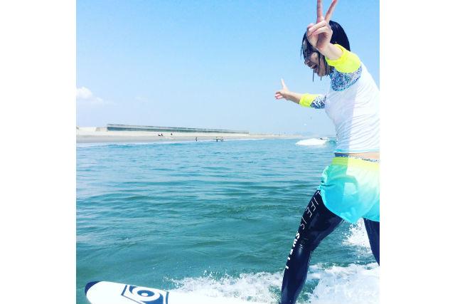 【徳島・サーフィン・半日】初心者でも安心してテイクオフ!徳島でサーフィン体験