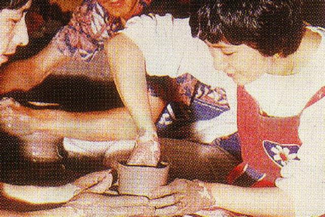 【日光・陶芸】緑ゆたかな自然の中でおこなう陶芸・てびねり体験