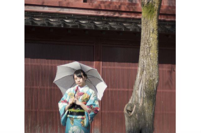 【石川・記念撮影・1日・レンタル着物】返却は翌日!東山散策しながら、カメラマンが記念撮影します