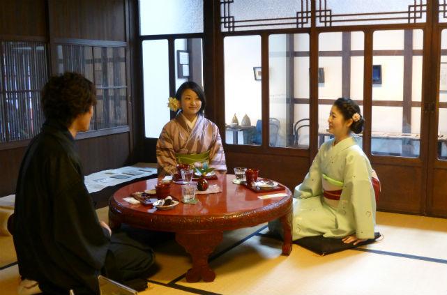 【石川・記念撮影・1日・レンタル着物】返却は宿泊先で!金沢散策しながら、写真撮影で記念を残そう