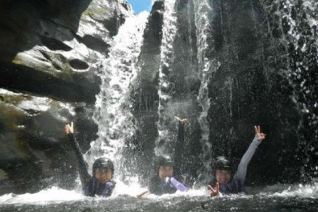 【西表島・トレッキング】亜熱帯のジャングルを冒険しよう!ゲータの滝プラン