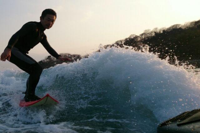 【広島県尾道市・ウェイクサーフィン】気軽にマリンスポーツを楽しめる!ウェイクサーフィン10分プラン