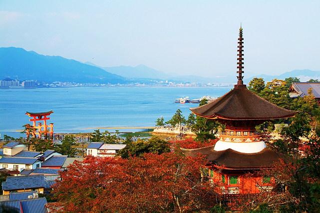 【広島・クルージング】日本三景・宮島で世界遺産を堪能。広島市~宮島&江田島プラン