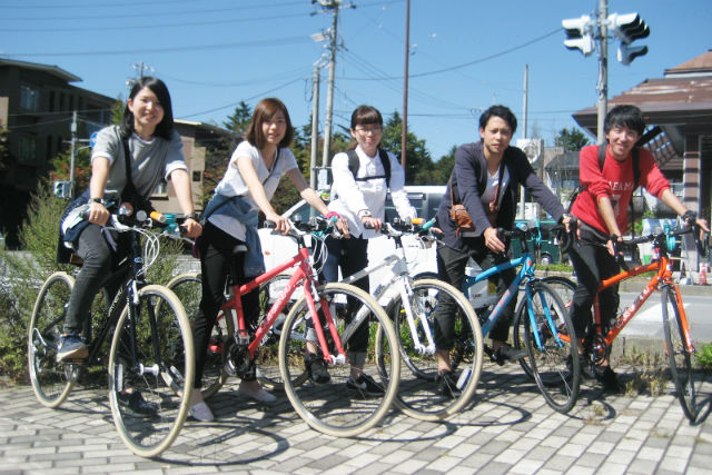 【長野・軽井沢・サイクリング】ガイドが絶景ポイントへご案内!軽井沢満喫サイクリングツアー