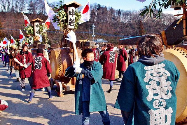 【中之条・ガイドツアー】歴史と文化に触れ、鳥追い祭に一年の息災を祈る旅