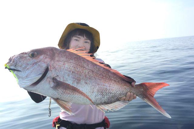 【宮崎・海釣り】経験者向けプラン!ジキング船でダイナミックな引き味を満喫!