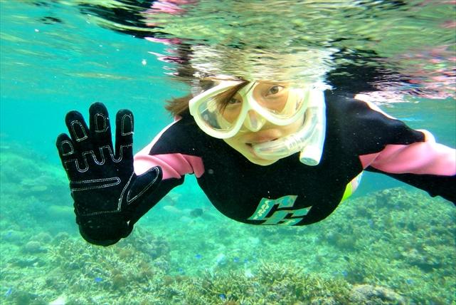 【沖縄・エコツアー】スノーケリングで珊瑚の世界を堪能!石垣島で楽しむ自然体験