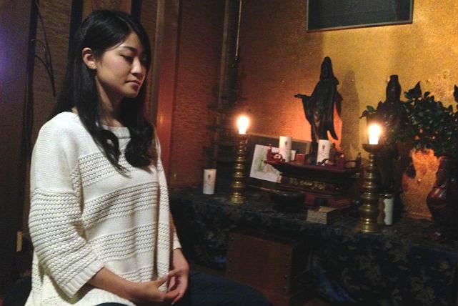【埼玉県和光市・座禅体験・個人】無の境地へ。静寂のなかでもう一人の自分と語らふ