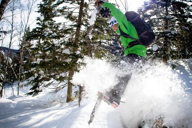 【長野・1日・スノーシュー】綿あめみたいにフカフカの雪!白銀の世界を巡る乗鞍トレッキングツアー