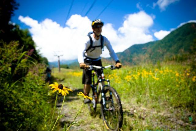 【長野・マウンテンバイク】マウンテンバイクファンライド!緑と太陽を感じながら、乗鞍高原へ