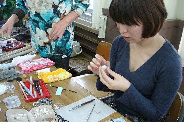 【神戸市・シルバーアクセサリー作り】クレイシルバーを使った、純銀のペンダント・リング作り体験