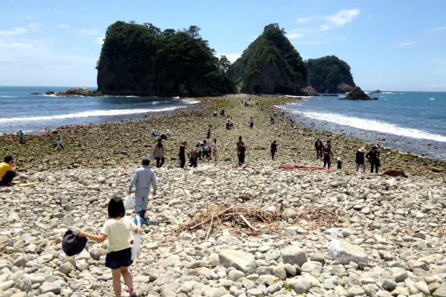 【静岡・自然観察】堂ヶ島トンボロ水族館へご招待!海の生き物たちを観察しよう!