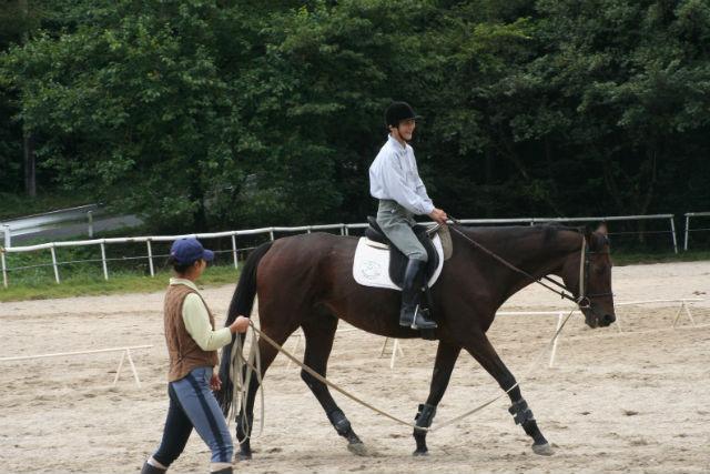 【三重・体験乗馬】初心者プラン!緑に囲まれた乗馬クラブで、心も体もリフレッシュ!