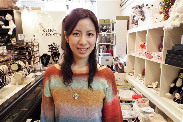 【神戸・ガラス細工】お花がいっぱい!ヴェネチアンガラスで作るストラップorネックレス